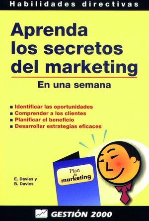 Aprenda los secretos del marketing. En una semana