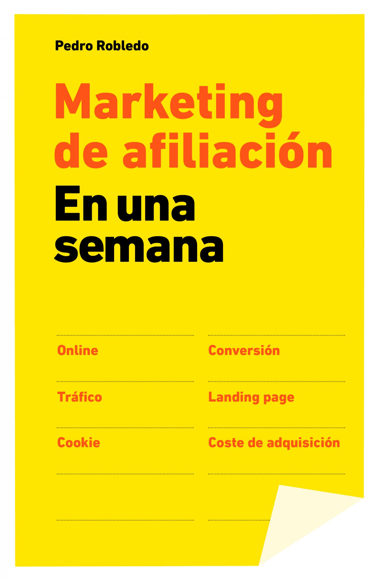 Marketing de afiliación en una semana